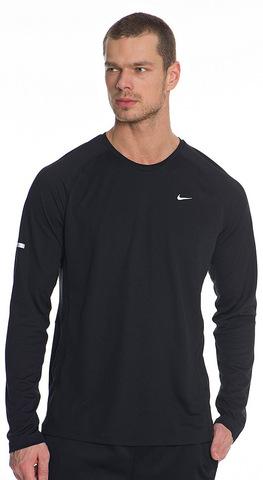 Рубашка Nike Miler Ls Uv Top