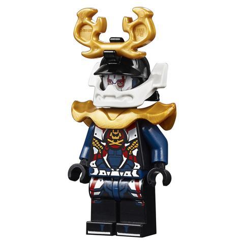 LEGO Ninjago: Киллоу против Самурая Икс 70642 — Killow vs. Samurai — Лего Ниндзяго