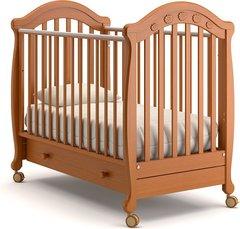 Кровать детская Джозеппе вишня