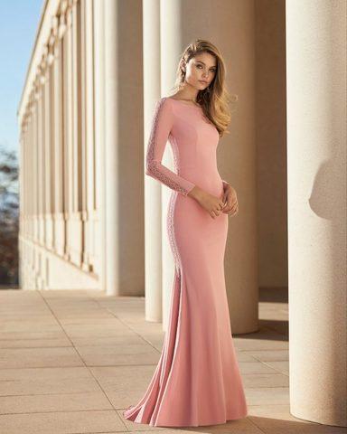 Вечернее платье классическое