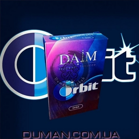 Табак Daim Orbit (Даим Освежающая Жвачка Орбит)