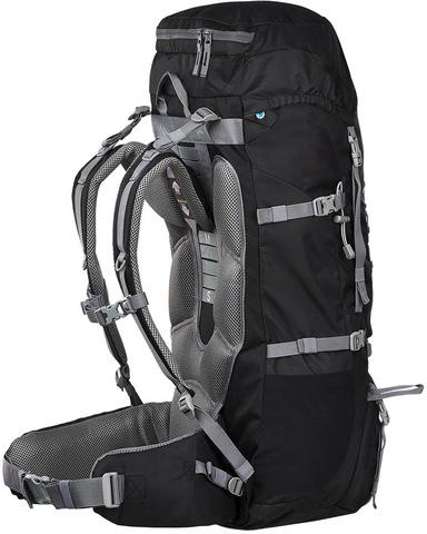 Картинка рюкзак туристический Trek Planet Colorado 100 черный - 2