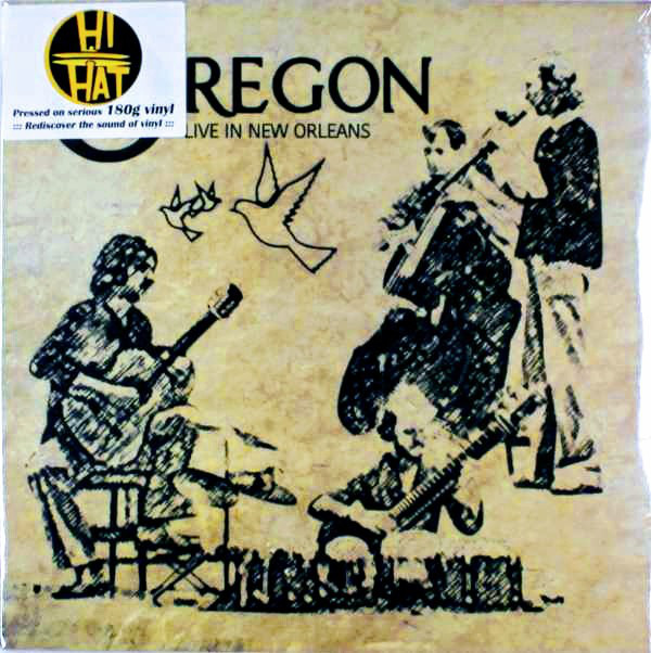 OREGON: Live In New Orleans (180G Lp With Insert)