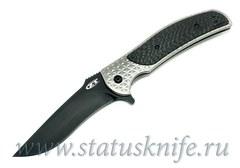 Нож Zero Tolerance 0600 Black Rj Martin ограниченный выпуск