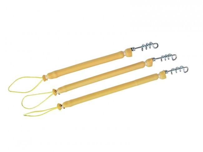 Амортизатор Scorpena латекс петля-резинка-спирал. карабин