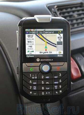 Автомобильный телефон Motorola M990 / Motorola Smart Rider
