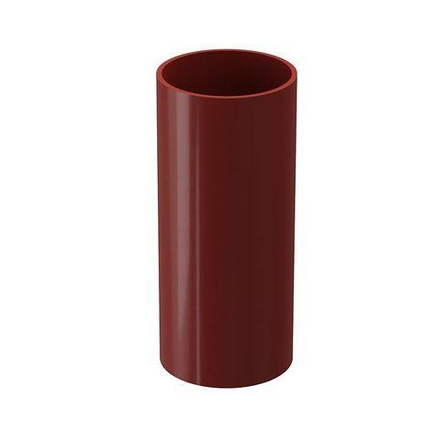 Труба водосточная ПВХ Деке Стандарт 1 м