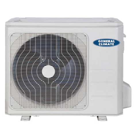 Кассетный кондиционер General Climate GC/GU-4C18HRN1 (compact)
