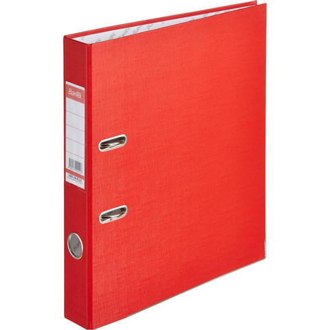 Папка-регистратор Bantex Economy Plus 50 мм красная