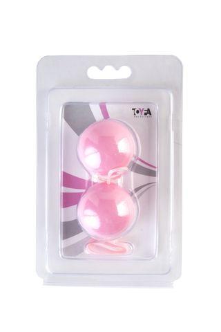 Розовые вагинальные шарики BI-BALLS