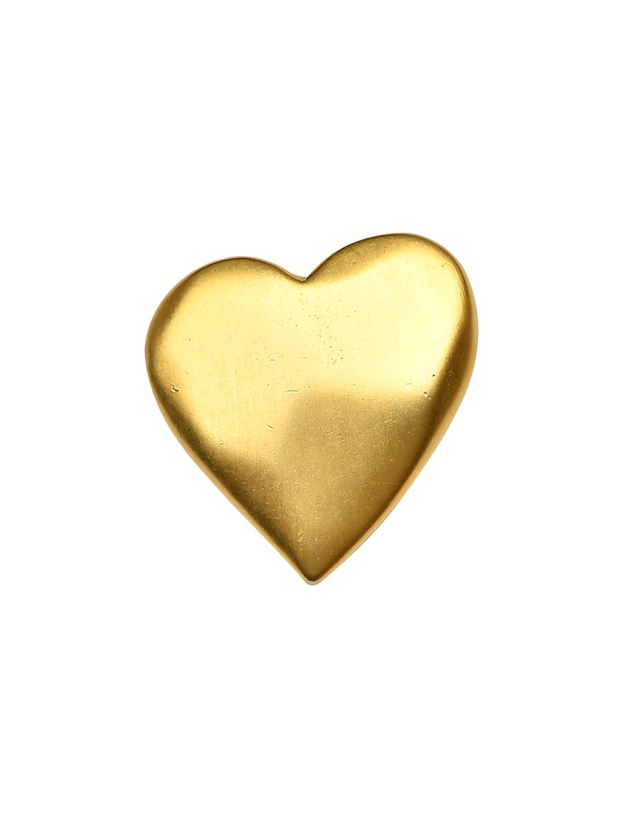 Винтажная брошь «Сердце» Victoria's Secret