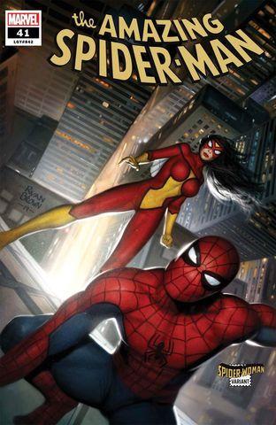 Amazing Spider-Man #41 (Spider-Woman Variant) (2020)