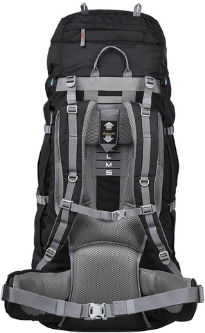 Картинка рюкзак туристический Trek Planet Colorado 100 черный - 5