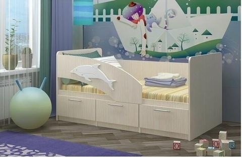 АКЦИЯ на кроватку Дельфин до конца сентября 2021 года!!!!