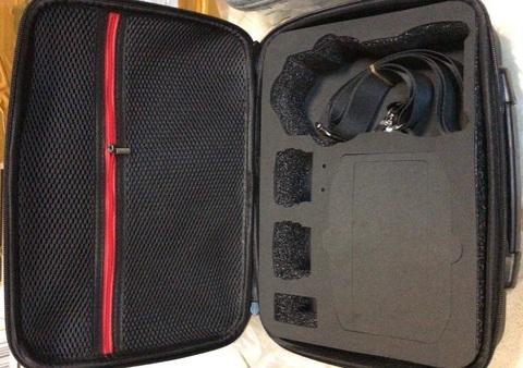 Кейс для квадрокоптера DJI Air 2 черный
