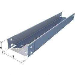 Лоток неперфорированный «Быстрый монтаж» длина 3 метра