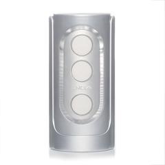 Tenga - Flip Hole Masturbator Silver