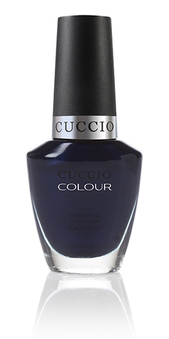 Лак Cuccio Colour, One the Nile Blue, 13 мл.