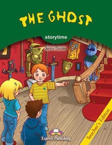 The Ghost. Книга для учителя. Stage 3 (3-4 классы)