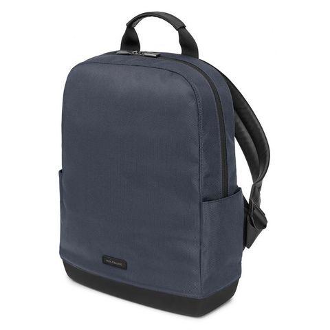 Рюкзак Moleskine Technical Weave синий ET92CCBKB46 32x41x13см 17л. 1кг.