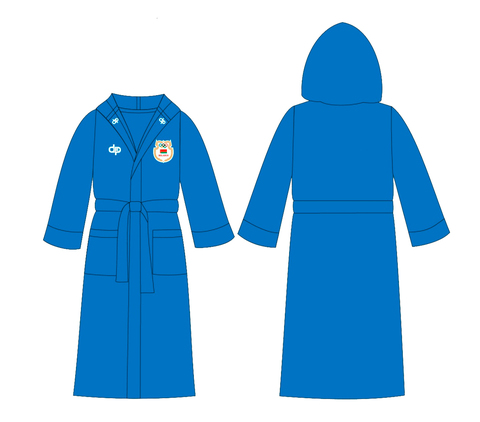 Размеры халатов