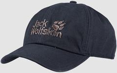 Кепка Jack Wolfskin Baseball Cap night blue (56-61см)
