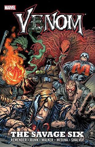 Venom: The Savage Six (Б/У)