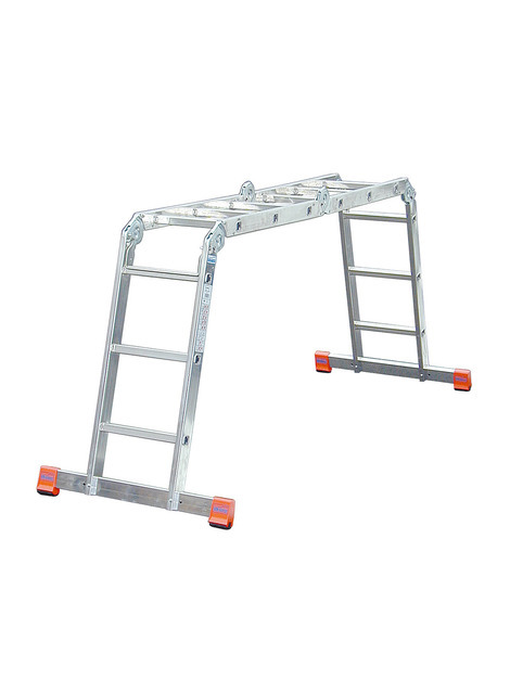 Универсальная шарнирная лестница MULTIMATIC 4х4