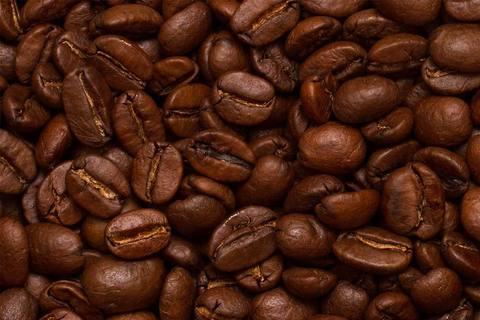Кофе тёмной обжарки