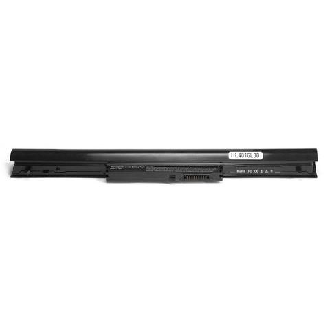 Аккумулятор для HP 14 14-t 14-z 15 15-b VK04 (14,4V 2600mAh) Original