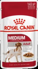 Пауч для взрослых собак средних пород, Royal Canin Medium Adult