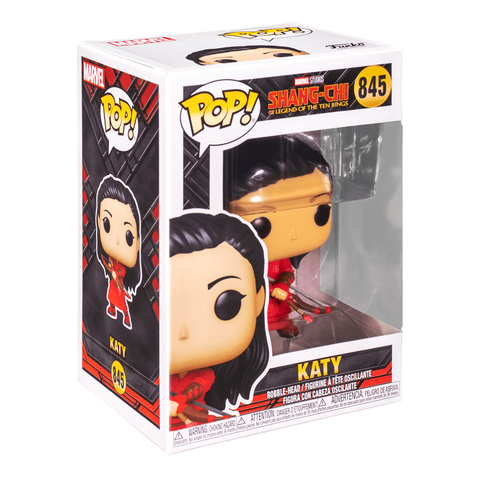 Фигурка Funko POP! Bobble Marvel Shang-Chi Katy 52878 (55183)