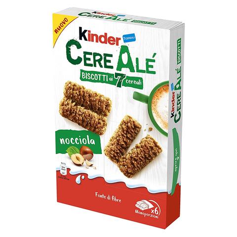 Злаковое печенье Kinder CereAle с кусочками шоколада, 204 г