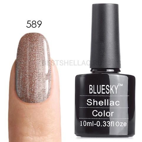 Bluesky Shellac 40501/80501 Гель-лак Bluesky № 40589/80589 Chiffon Twirl, 10 мл 589.jpg