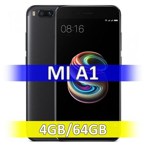 Xiaomi Mi A1  (4-64Gb) Black