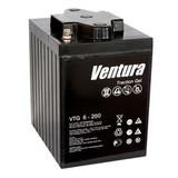 Аккумулятор Ventura VTG  6-220 ( 6V 220Ah / 6В 220Ач ) - фотография
