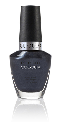 Лак Cuccio Colour, Nantucket Navy, 13 мл.