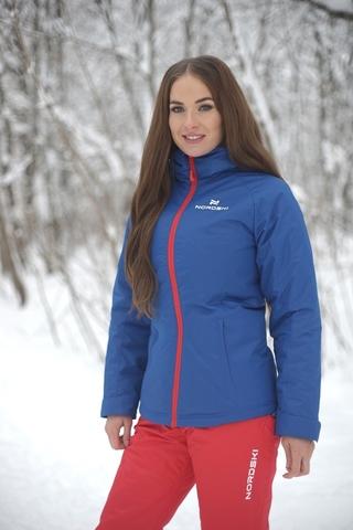 Утепленная куртка Nordski Motion Рatriot W женская