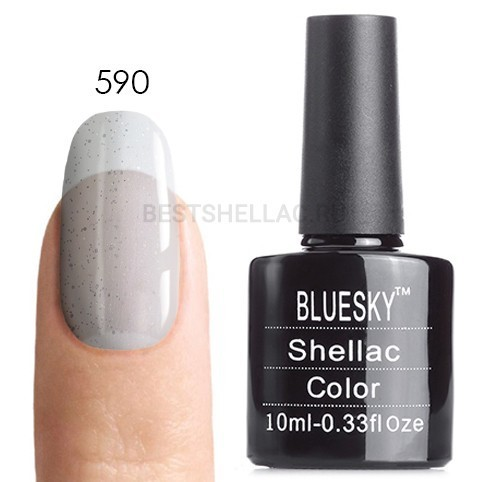 Bluesky Shellac 40501/80501 Гель-лак Bluesky № 40590/80590 Dazzling Dance, 10 мл 590.jpg