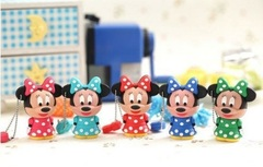 Minnie mouse USB 2.0 Flash Memory Drive 8 GB