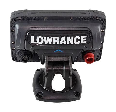 Lowrance Elite 5 TI Mid/High/TotalScan Эхолот