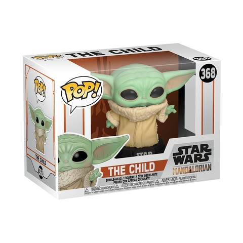 Funko POP: Star Wars The Mandalorian – The Child (Baby Yoda)