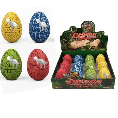 Коллекционная игрушка Мир Динозавров в яйце 1кор*60бл*12шт