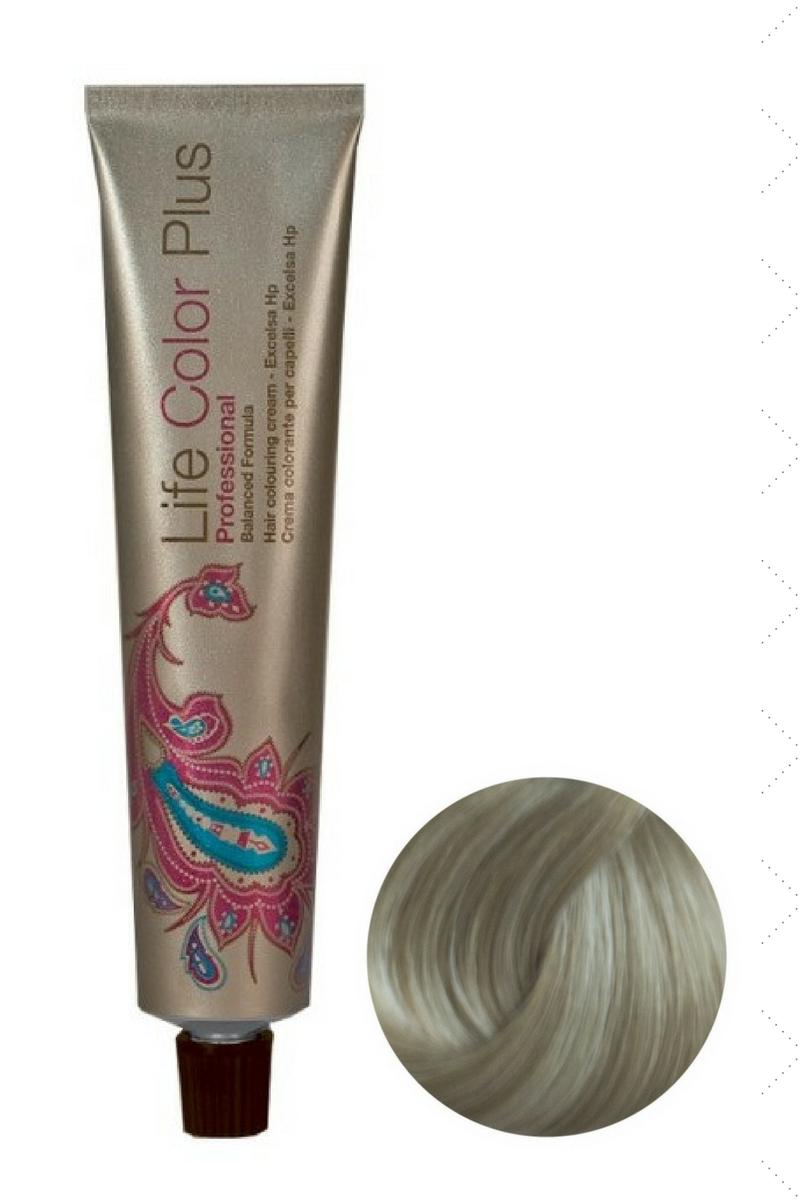 Крем-краска 900 Очень-светлый блондин Life Color Plus FarmaVita,100 мл