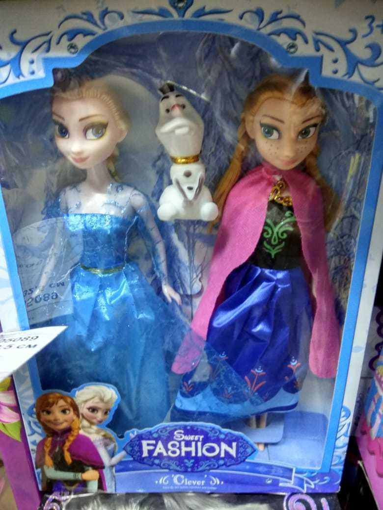 Набор Холодное сердце Frozen - Эльза, Анна и Олаф
