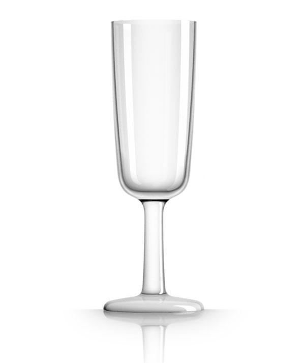 Set of flute glasses Marc Newson Tritan®