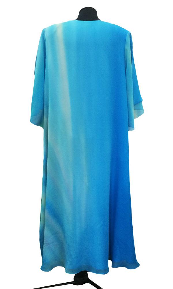 Платье Крымский букет P-115