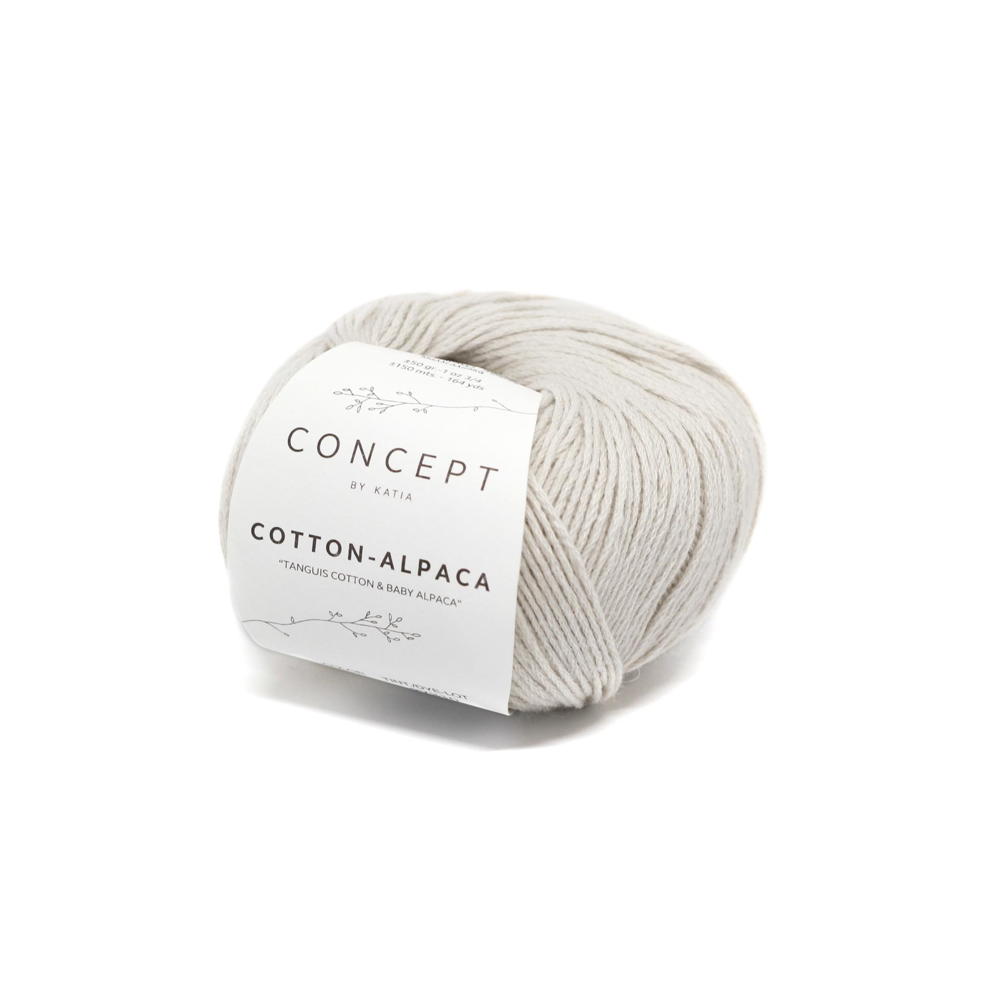Katia Concept Cotton-Alpaca - 82