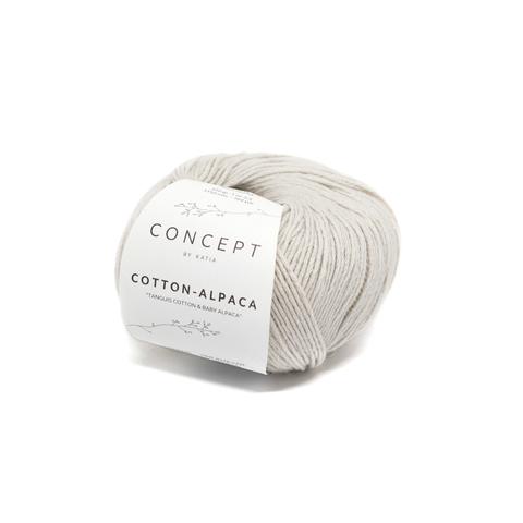 Katia Concept Cotton Alpaca - 82