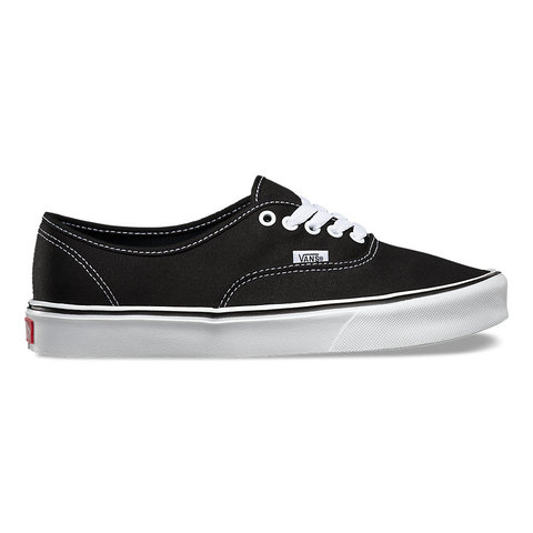 Кеды VANS U AUTHENTIC LITE (Canvas) Black/white